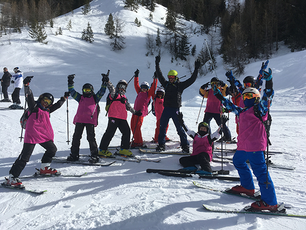 Groupe Ski VE